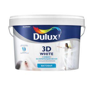 Дулюкс 3Д Уайт