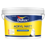 Дулюкс Акрил Мат / Dulux Acryl Matt - bw-belyj - 2-5-l