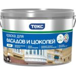 ТЕКС Профи краска для фасадов и цоколей - a-belyj - 4-5-l