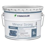 Финнколор Минерал Стронг / Finncolor Mineral Strong - mra-belyj - 2-7-l