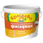 Краска Фасадная Белая ВД-АК 1180 - a-belyj - 15-kg