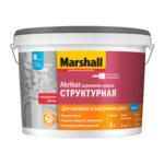 Marshall Akrikor Структурная краска - bw-belyj - 9-l