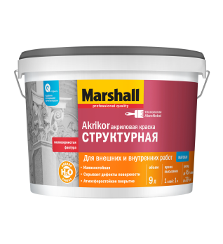 Маршал Акрикор Структурная
