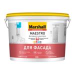 Marshall Maestro Фасадная Акриловая - bw-belyj - 0-9-l