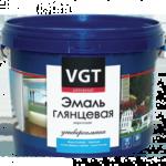 ВГТ / VGT Эмаль универсальная гл. ВД-АК 1179 - a-belyj - 1-kg