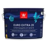 Тиккурила Евро Экстра 20 / Tikkurila Euro Extra 20 - a-belyj - 0-9-l