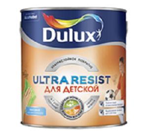 Dulux Ultra resist для детских
