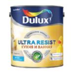 Dulux Ultra Resist Кухня и Ванная полуматовая - bw-belyj - 1-l-2