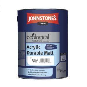 Johnstone's Acrylic Durable Matt