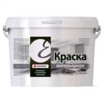 Ecoroom Краска Акриловая Интерьерная белая - a-belyj - 1-4-kg