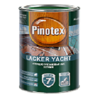 Pinotex Lacker Yacht