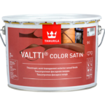 Тиккурила Валтти Колор Сатин / Tikkurila Valtti Color Satin - 0-9-l