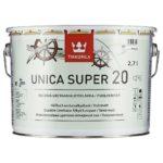 Тиккурила Уника Супер 20 / Tikkurila Unica Super 20 - 0-9-l