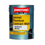 Johnstone's Jonmat Premium Contract Matt / Джонстоунс Джонмат - bw-belyj - 5-l