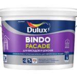 Дулюкс Биндо Фасад / Dulux Bindo Facade - bw-belyj - 2-5-l