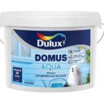 Дулюкс Домус Аква / Dulux Domus Aqua - bw-belyj - 1-l-2