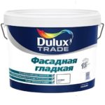 Дулюкс Даймонд Фасадная Гладкая / Dulux Diamond Facade - bw-belyj - 1-l-2