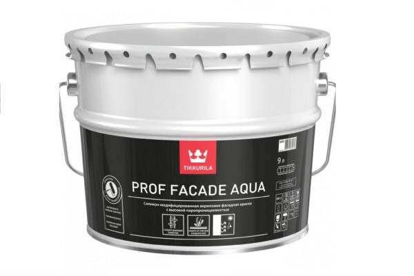 Tikkurila Prof Facade Aqua