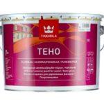 Тиккурила Техо / Tikkurila Teho - a-belyj - 0-9-l